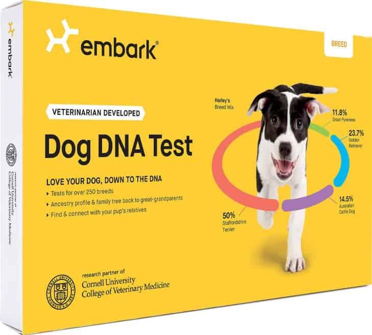 Embark Breed ID Kit